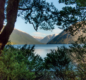 Nelson Lakes National Park Walks