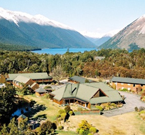 St Arnaud Alpine Village
