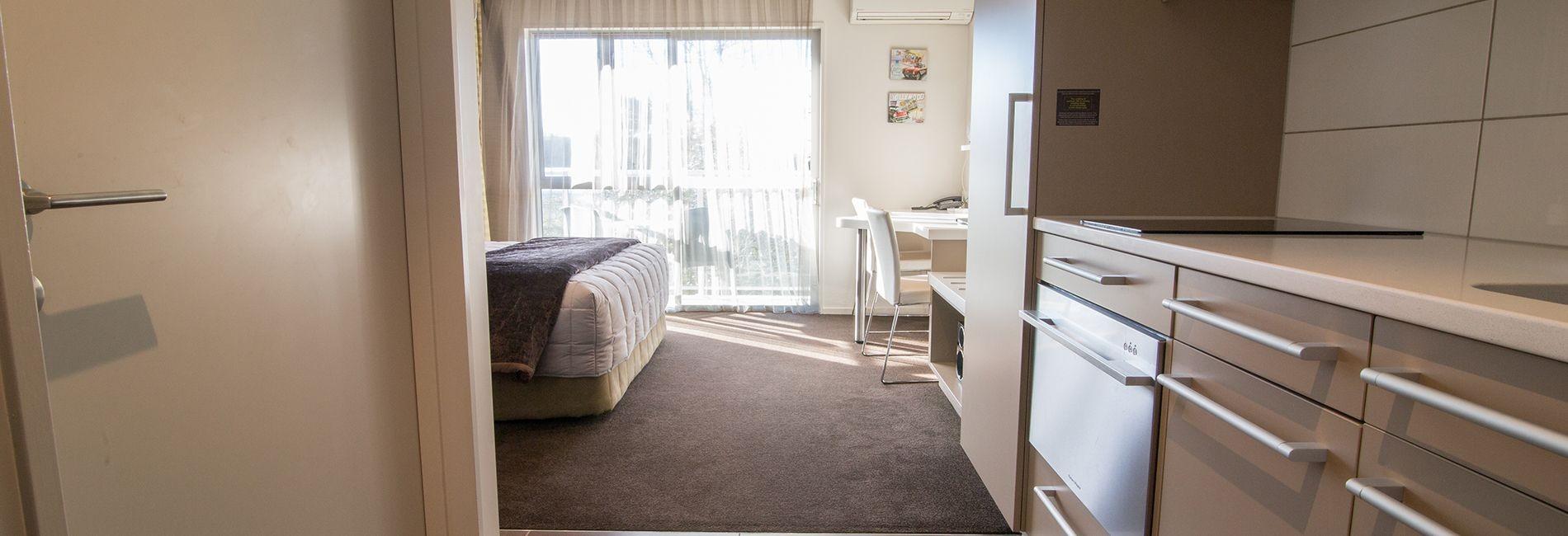 standard studio accommodation